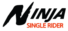 ninja single rider logo